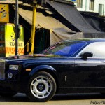 The Rolls Royce in Old Hyderabad
