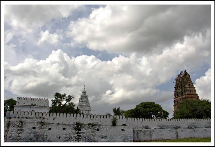 Sri Rama Chandra Swamy Temple Complex Ammapalli