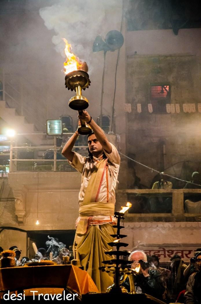 Dashswamedh Ghat Arti Varanasi