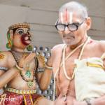 Travel Tuesday: Hanuman and Priest