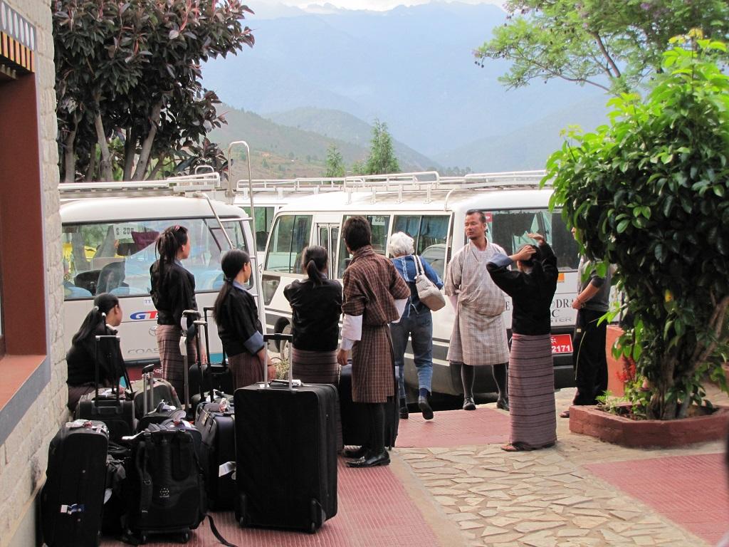 Hotel in Bhutan