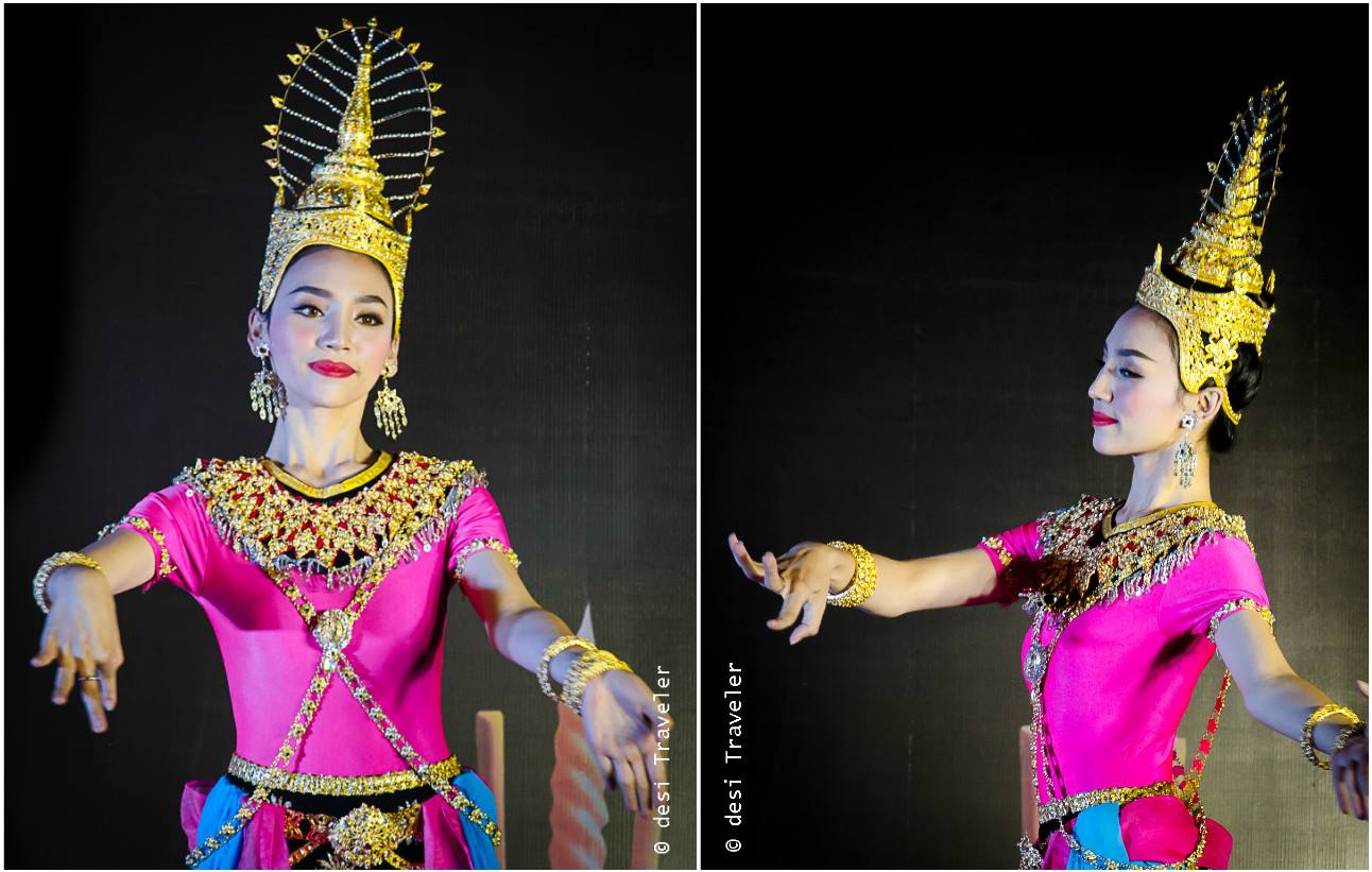 Thai Classical dance drama