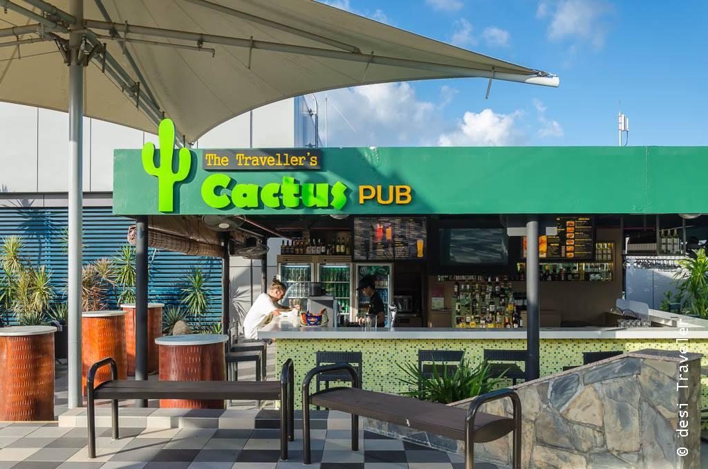 Cactus Pub Changi Airport Cactus Garden