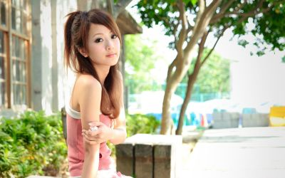 Asian Girls – Desktop Wallpapers HD
