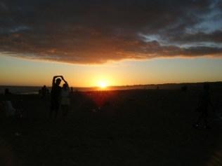 Pôr do Sol em Bikini Beach
