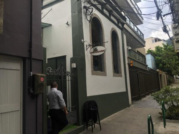 Casa Carandaí Rio de Janeiro