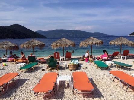 Antisamos Kefalônia Grécia