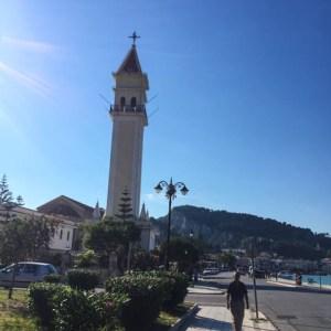 Zakynthos Town Grecia