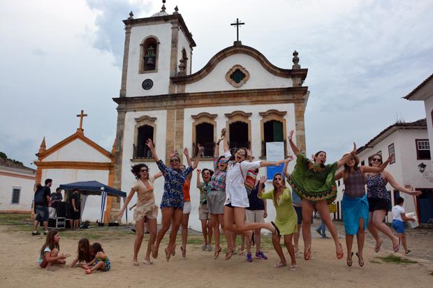Igreja de Santa Rita Paraty