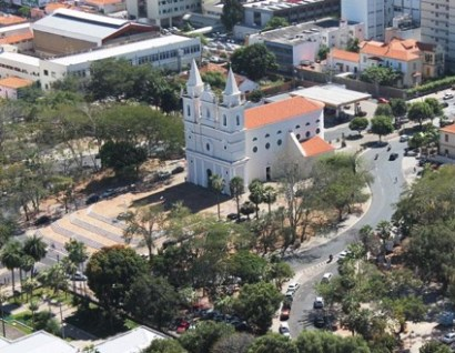 Igreja de São benedito em Teresina, Piauí