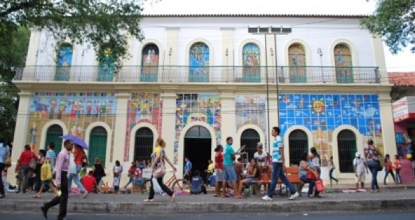 Museu do Piauí em Teresina, Capital do Piauí