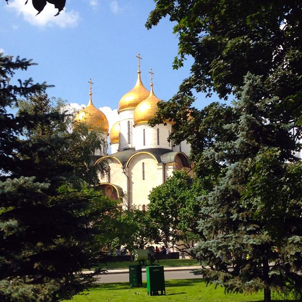 Roteiro de 3 dias em Moscou. Principais atrações de Moscou. Catedral Cristo Salvador em Moscou.