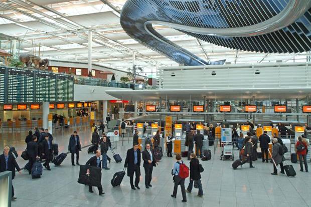 Dicas de Munique aeroporto