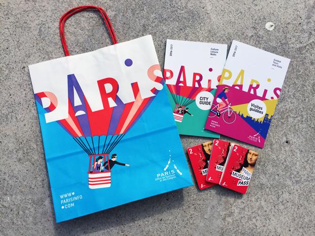 Paris Museum Pass incluiu entrada para mais de 60 atrações em Paris, sem fila.