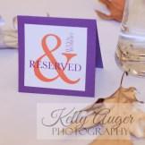 Wedding Decor Rentals Denver- table numbers