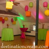 Wedding Decor Rentals Denver-Paper lanterns