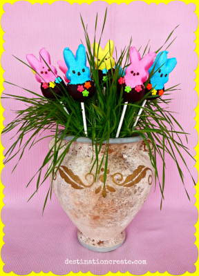 Easter Mantel-peeps