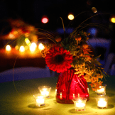Wedding Decor Rentals Denver-votives