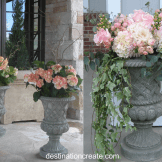 Wedding Decor Rentals Denver-urns
