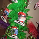 Dr Seuss B-Day Party decoration ideas