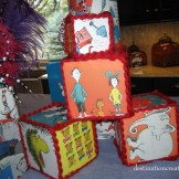 Dr Seuss twin birthday party ideas