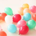 Balloon Bash- decorating with balloons