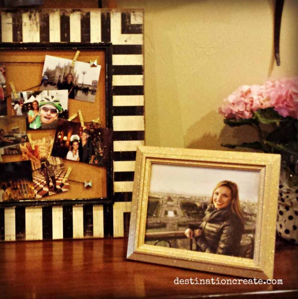 photo display ideas for graduation party