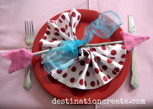 fresh color palette for your valentine table decor