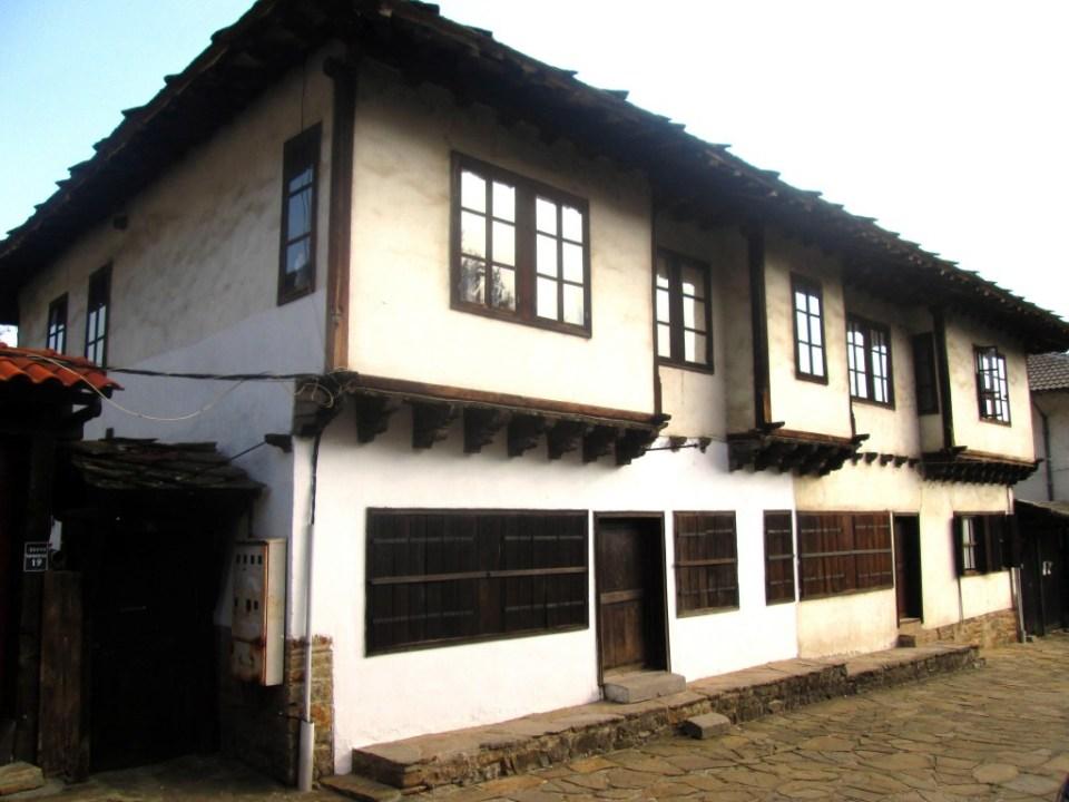 Възрожденски къщи - Афазовата къща