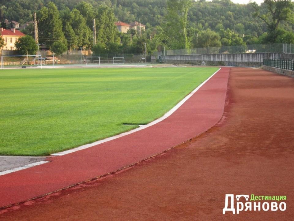 Стадион Локомотив 2