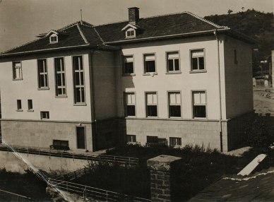 Съдебната палата в Дряново, 30-те години.