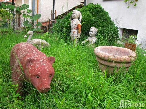 Градината със скулптурите 2