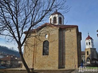 Храм Въведение Богородично - ремонтиран 11