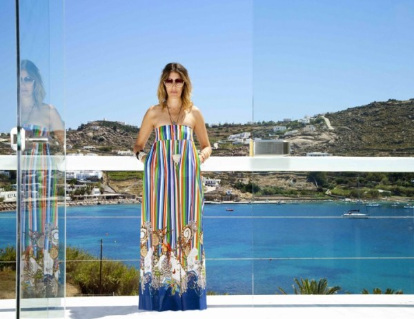 DESTINATION LUXURY INFLUENCER: ANDRIA MITSAKOS.