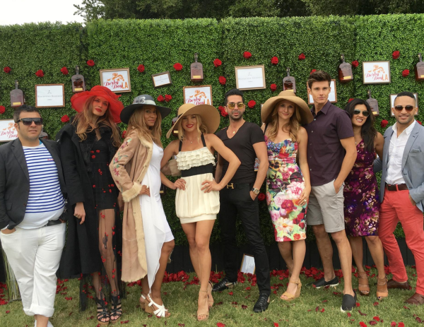 WOODFORD RESERVE'S DERBY DAY LA BRINGS TOGETHER LOS ANGELES' BEST DRESSED.