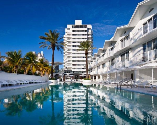 ART DECO BOUTIQUE HOTEL PARADISE IN MIAMI BEACH.