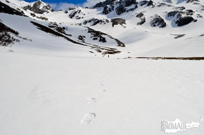 Glaciar Martial (Ushuaia) - Aniversario
