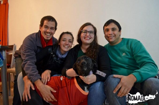 Nuestra familia en Buena Esperanza: Meli, Abel y la loca Loreta
