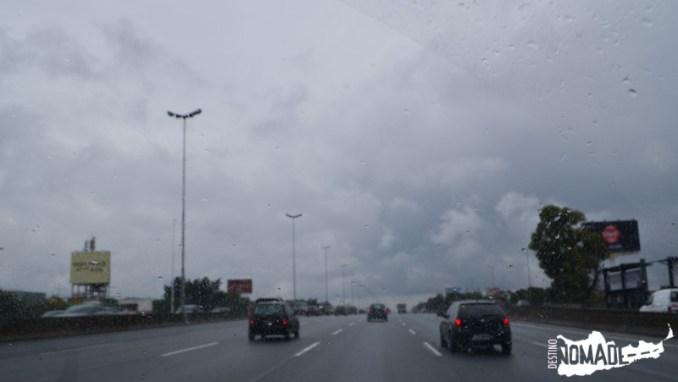 Autopista Panamericana, Buenos Aires