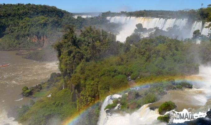 Circuito superior del PN Iguazú