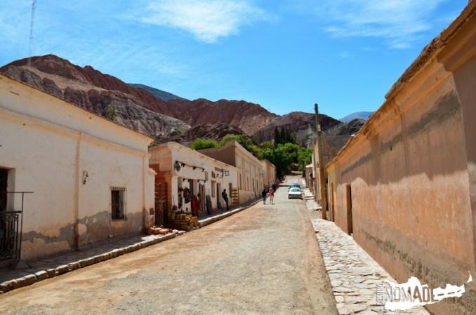 Purmamarca, Quebrada de Humahuaca