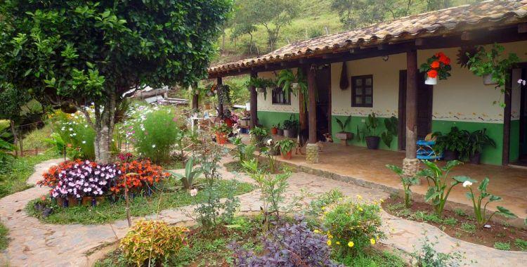 The Mucuposadas in the Pueblos del Sur