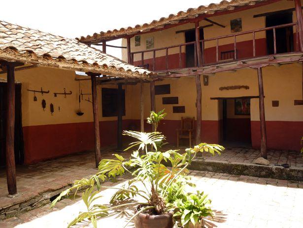 Mucuposada Altamira de Mucumpis, El Morro, Mérida, Venezuela
