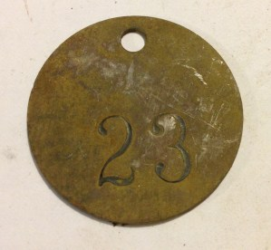 And just how do the Metal Detecting Gods know 23 is my favorite number?