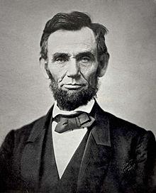 Pidato Bahasa Inggris Abraham Lincoln