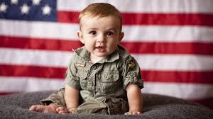 Nama Bayi Amerika