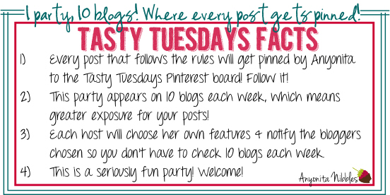 Tasty Tuesdays Facts