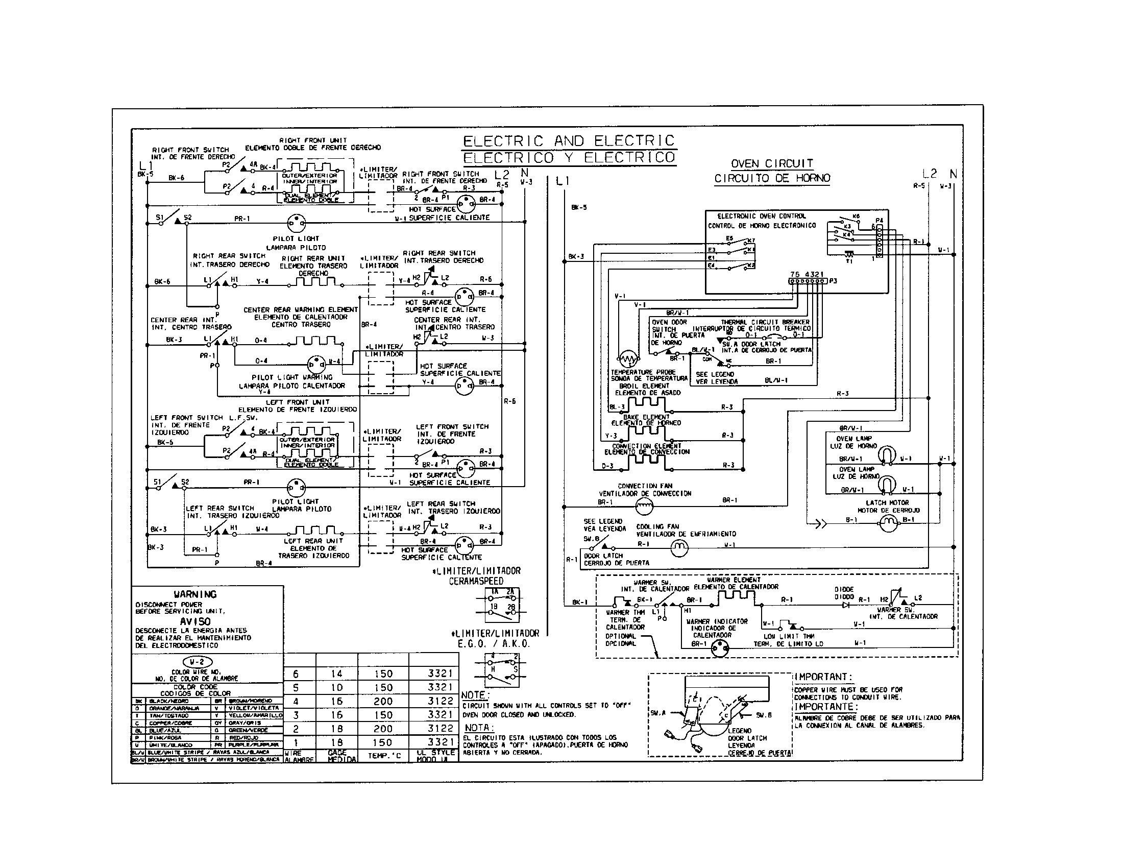 Ge Profile Range Wiring Diagram Schematics Dryer Schematic Gracious Electric Stove Mediapickle Me