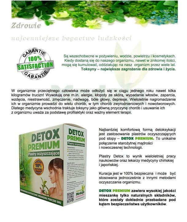 plastry detox premium