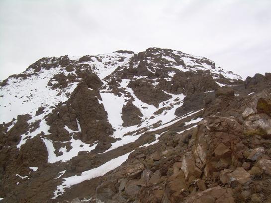 Trekking cerro Provincia